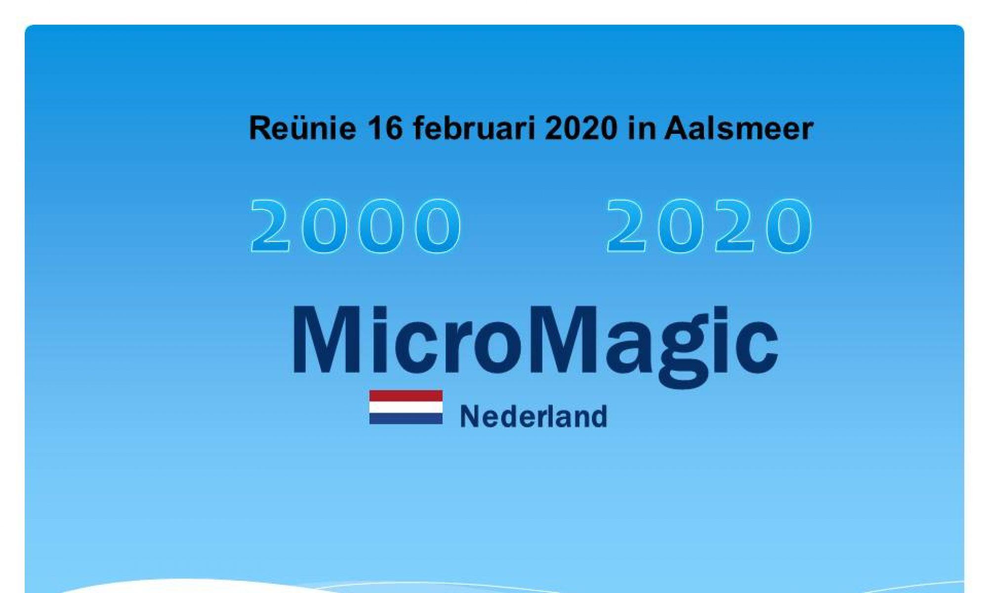 Micro Magic Nederland